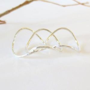 Delicate Silver - Triangle