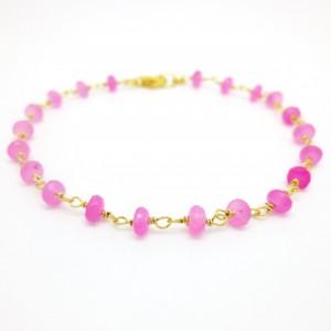 precious single pink